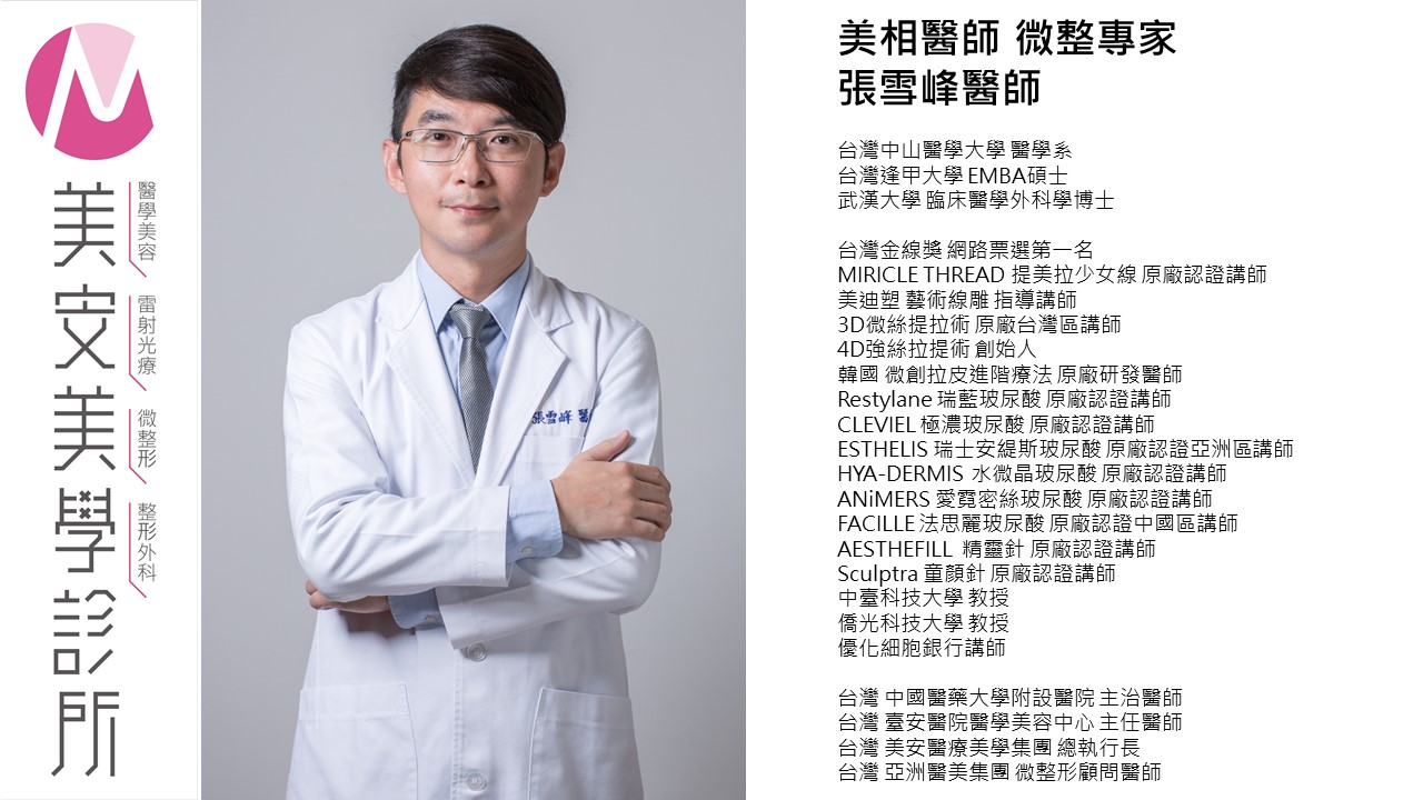 美安美學診所醫師介紹